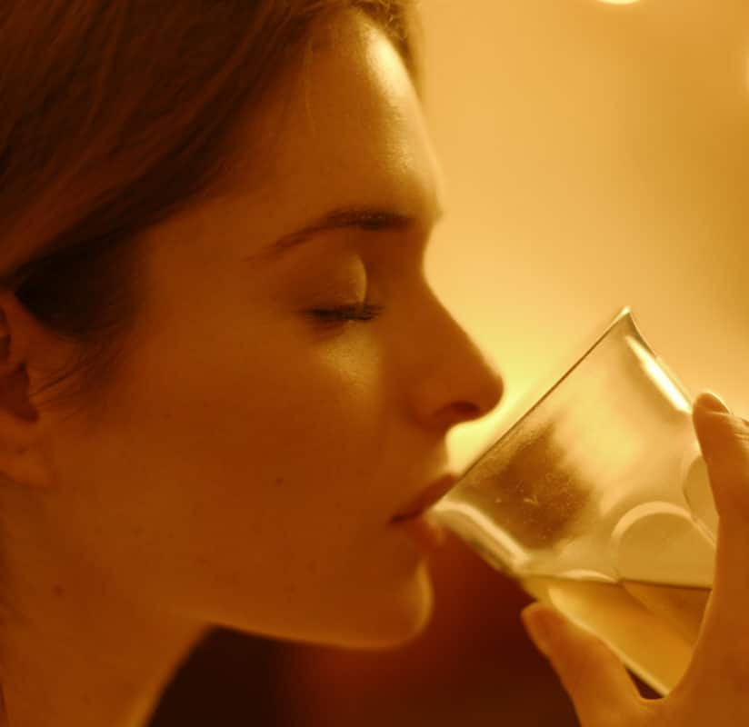 Wasser ist der größte Bestandteil unseres Körper.
